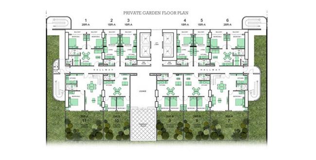 Aqua Private Residences