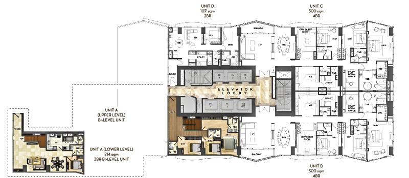 Grand Hyatt Manila Residences