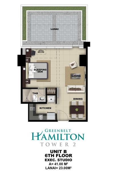 Greenbelt Hamilton Tower 2